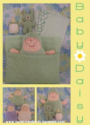 Baby daisy cover 1