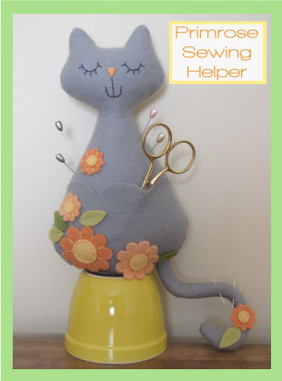 Primrose Sewing Helper Pattern - Two Brown Birds